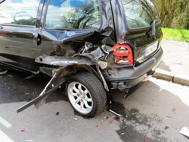 odškodnění po dopravní nehodě