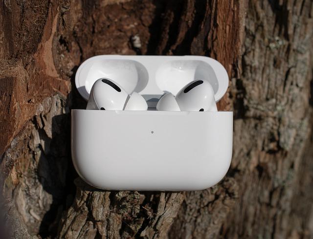 sluchátka pro iPhone