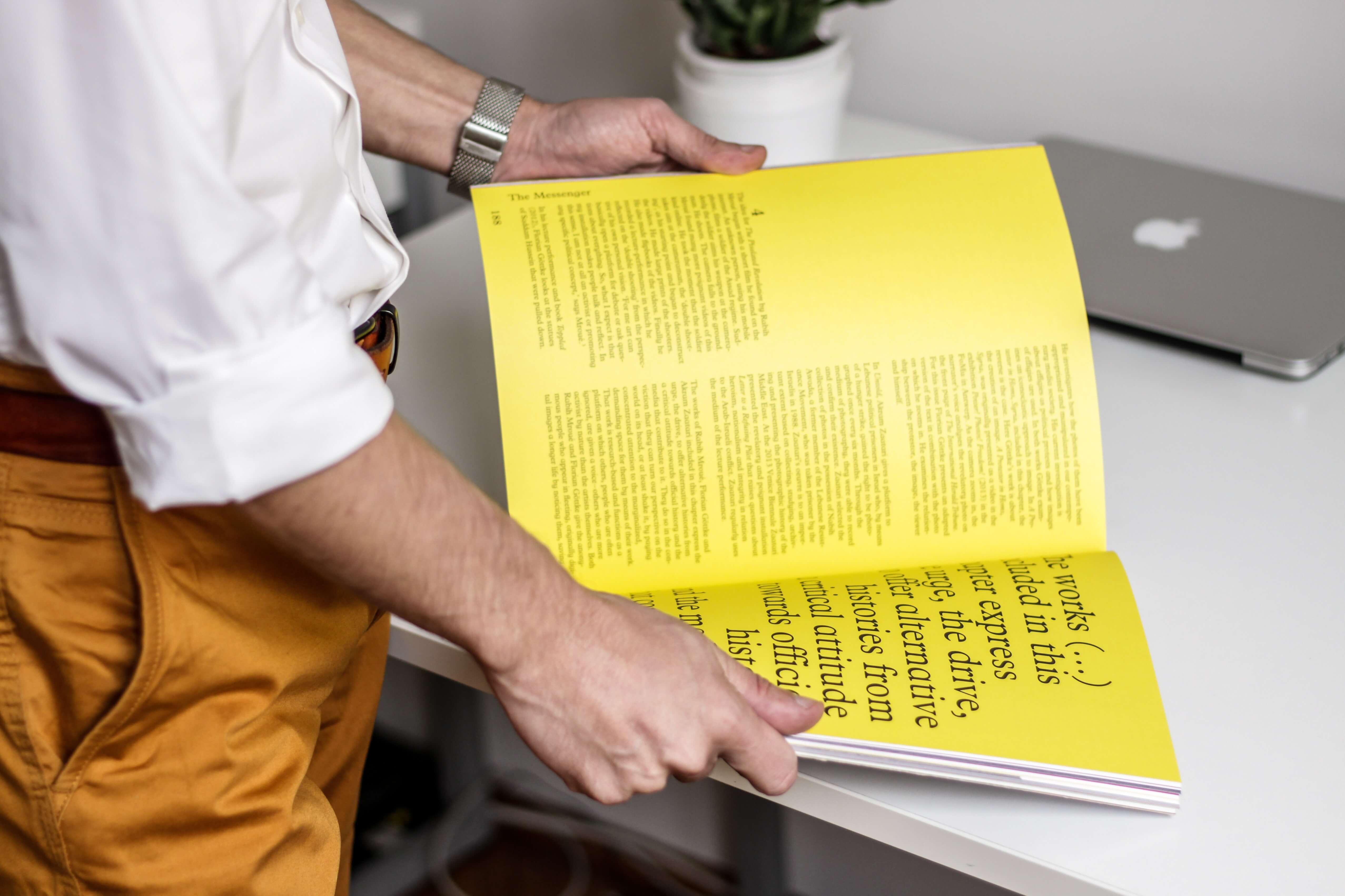 Tisk katalogů