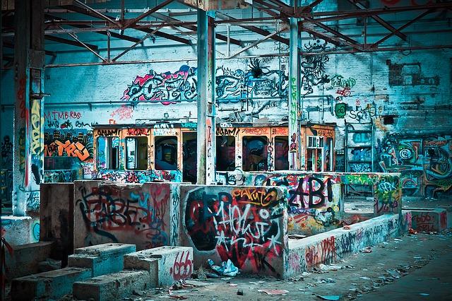 kvalitní odstraňovač graffiti