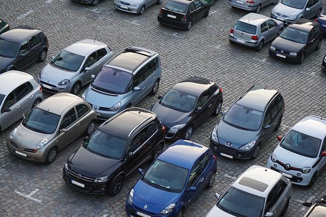 Parkovací sloupky